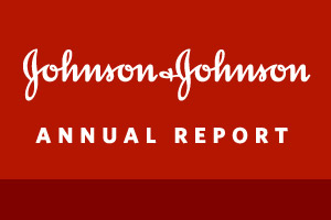 Johnson & Johnson Annual Reports