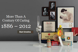 Johnson & Johnson 125th Anniversary Slideshow