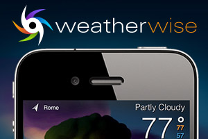 WeatherWise Mobile App Website